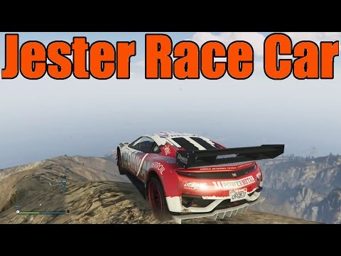 GTA 5 | Xbox One/PS4 | Christmas Update | Jester Race Car