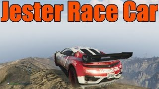 GTA 5   Xbox One/PS4   Christmas Update   Jester Race Car