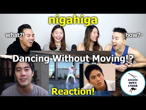 "NigaHiga ""Dancing Without Moving!?"" 