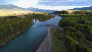 Snake River - Swan Valley, ID