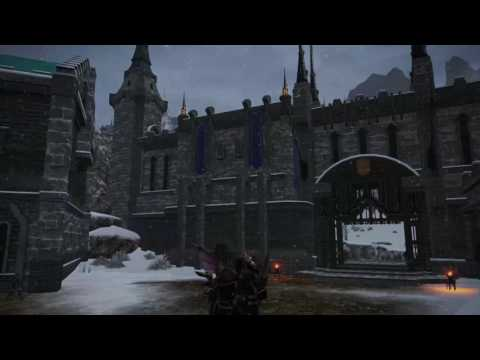 [FFXIV OST] Fealty Coerthas (Central Highlands theme)