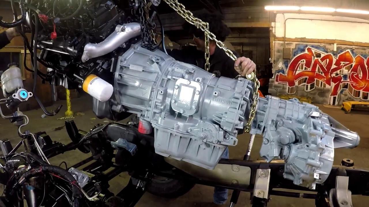Ultimate Duramax Conversion H2 Hummer Step 1 Johnny Magic  U0026quot Motorhead Messiah U0026quot  Hline Conversions