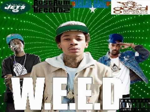 Wiz Khalifa - Hella Dope [Freestyle] (W.E.E.D. Mixtape) [Download Mixtape]
