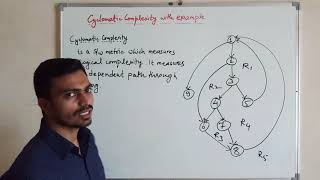 Lect 26 Cyclomatic Complexity with numerical