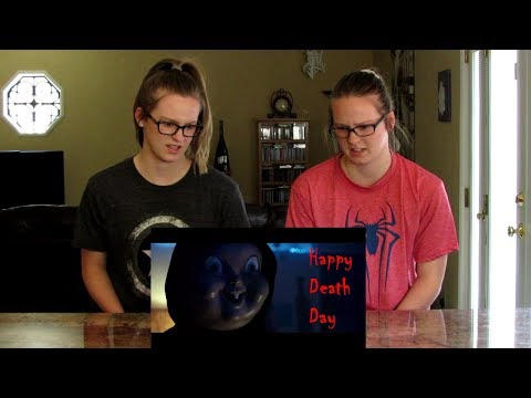 Happy Death Day OFFICIAL Trailer - Reaction and Review!!