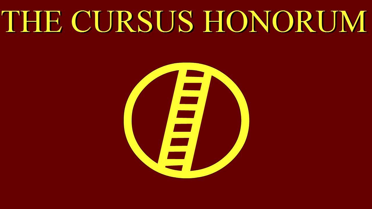 the cursus honorum youtube. Black Bedroom Furniture Sets. Home Design Ideas