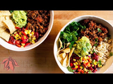 VEGAN BURRITO BOWL | Better-Than-Chipotle