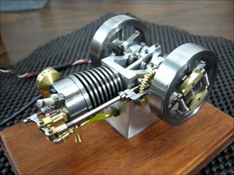 TINY AIR COOLED HIT AND MISS ENGINE