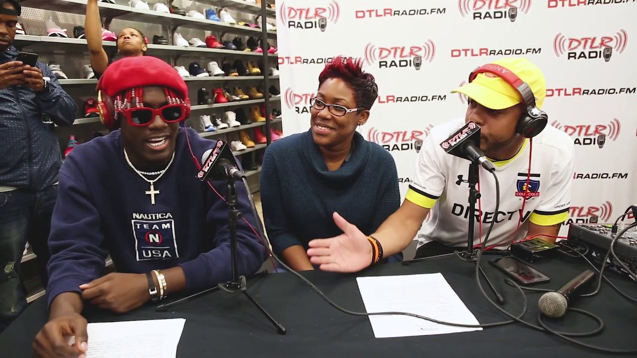 Dtlr Radio Lil Yachty Interview At Dtlr In Columbia Md Youtube