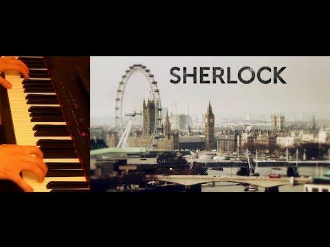 Sherlock Theme on Piano - FREE SHEET MUSIC