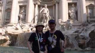 ヨーロッパ7日目 ローマとバチカンの観光です イタリアをしっかり味わう...