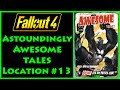 Fallout 4 - Astoundingly Awesome Tales - Old North Church Railroad HQ - 4K Ultra HD