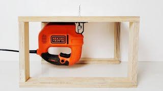 DIY Jigsaw table under 40$ 직소테…