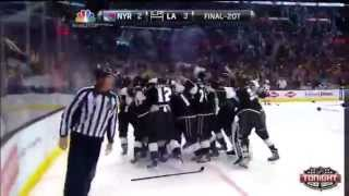 NHL Top 10 Playoff Overtime Goals 2006-2015