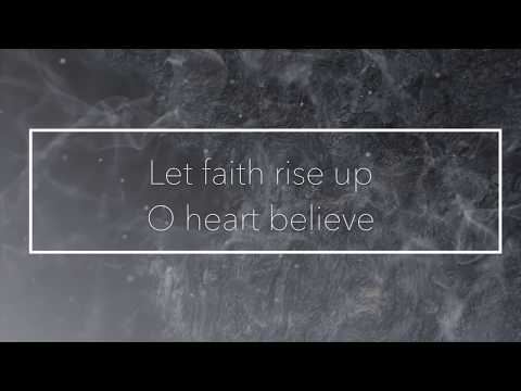 Peace Be Still - The Belonging Co. w/ Lauren Daigle (LYRIC VIDEO)