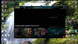 League of Legends(RO) - Tutorial - Adobe Air