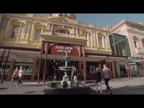 Adelaide Arcade Television Commercial 2017