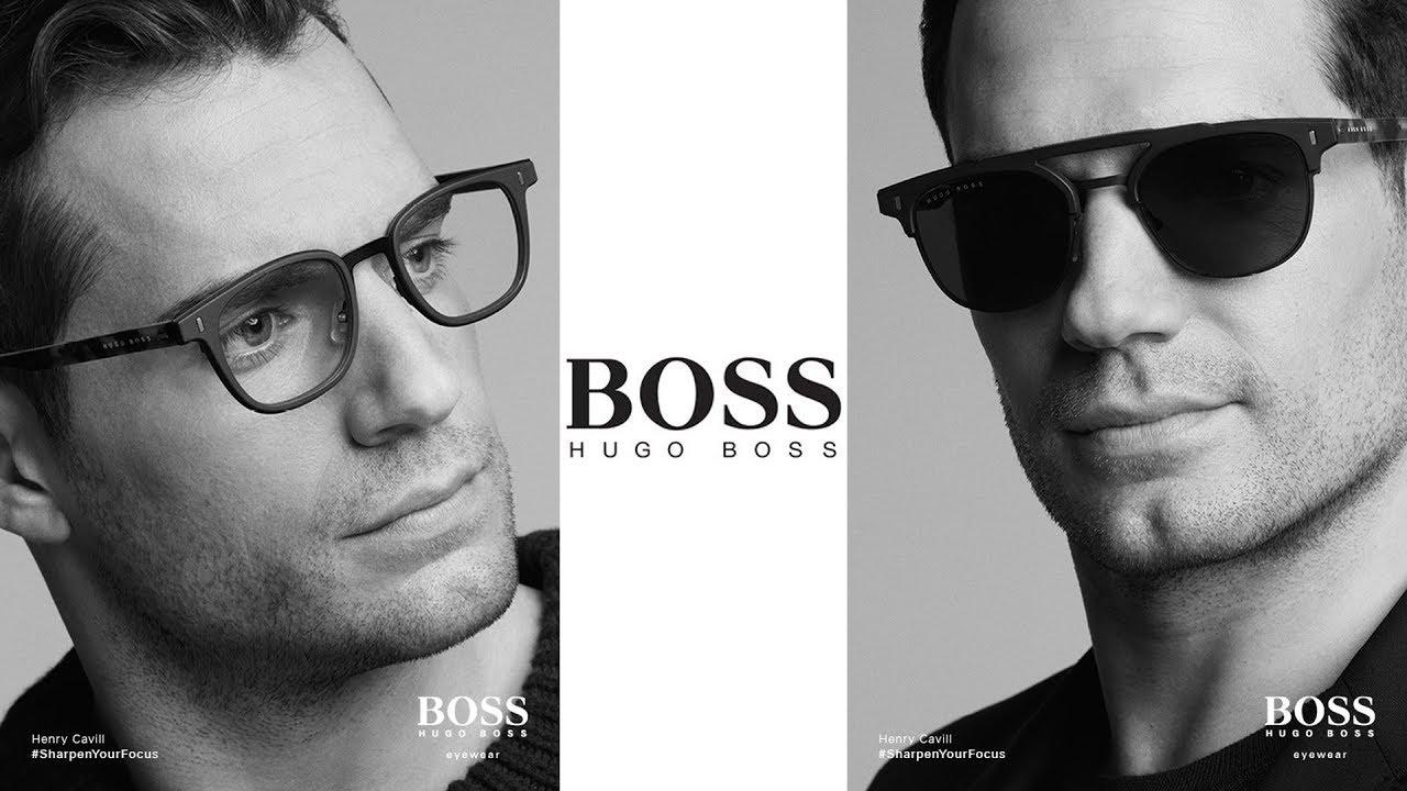 4f5f467876 Henry Cavill | Hugo BOSS Eyewear 2018 #SharpenYourFocus - Selectspecs.com