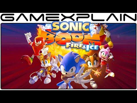 Sonic Boom: Fire & Ice - Livestream
