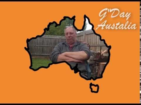 G Day Australia TV. Series 1 Episode 1 Pilot