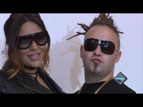 Ana Nikolic - Fotografisanje za show Ja imam talenat - Premijera - (TV Pink 10.11.2016.)