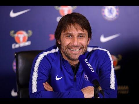 Antonio Conte Press Conference | Chelsea v Southampton