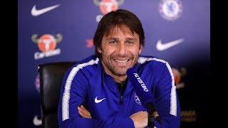 Download Video Antonio Conte Press Conference   Chelsea v Southampton MP3 3GP MP4