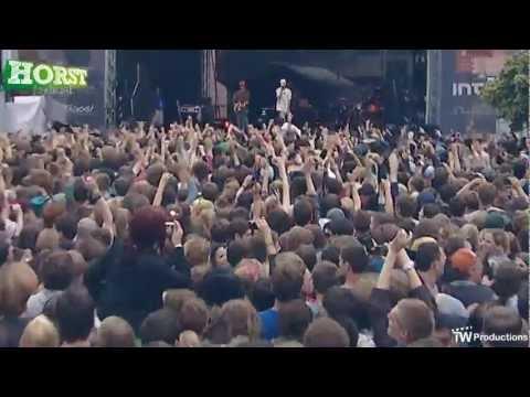 Cro - Rockstar + Wir waren hier // Live beim HORST Festival 2012