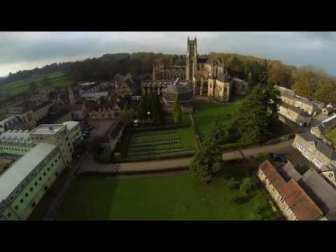 Downside school aerial