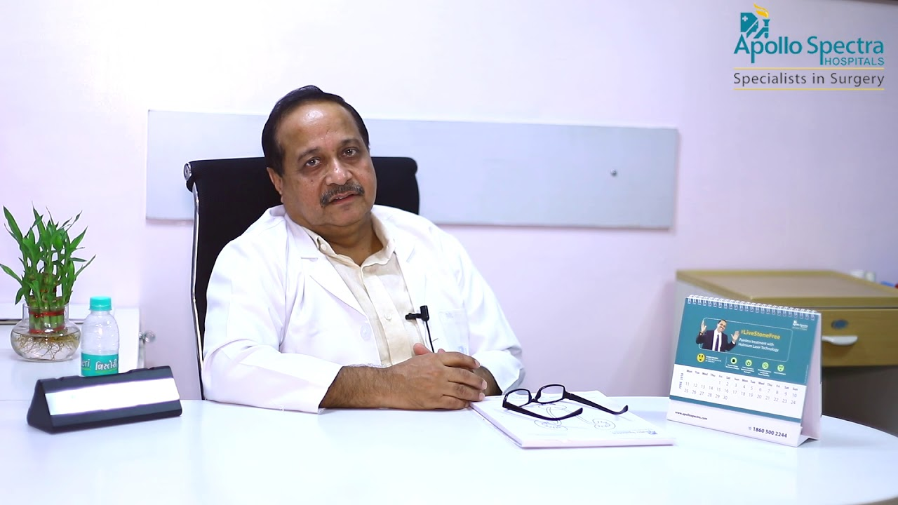 Kidney stone Home Treatment by Dr SKPal at Apollo Spectra Hospitals