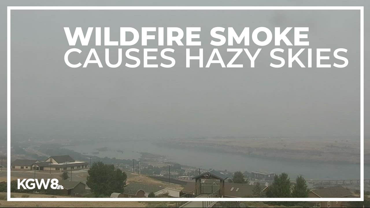 Most of Oregon Is Now Under an Air Quality Advisory, Thanks to ...