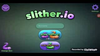 WHO IS THE BEST Slither Io Challenge