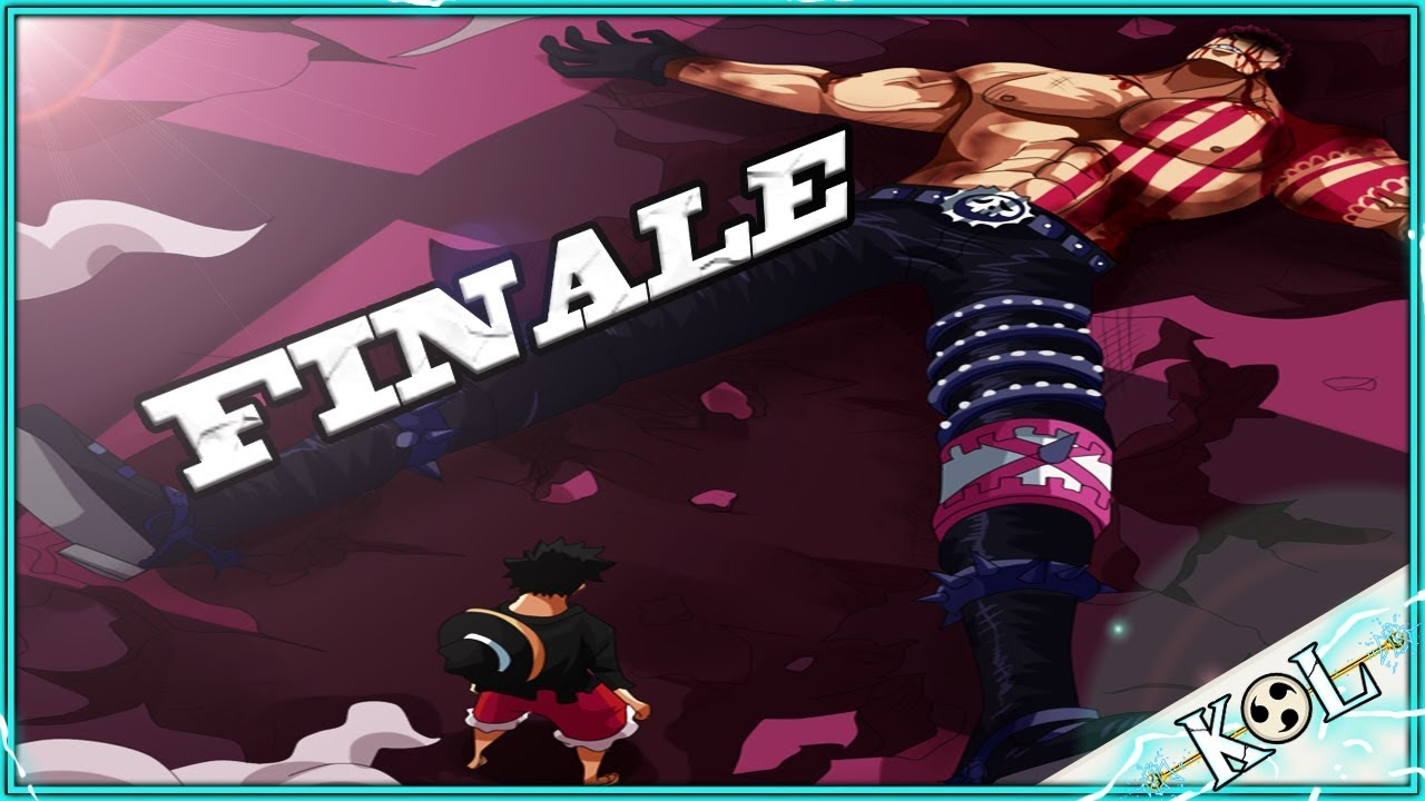 luffy vs katakuri full fight
