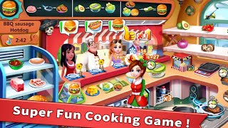 Rising Super Chef - Craze Restaurant Cooking Games Android Gameplay screenshot 2