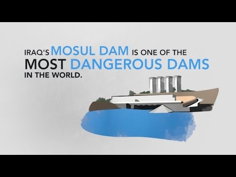 If The Mosul Dam Bursts, It Could Kill More People Than The Iraq War