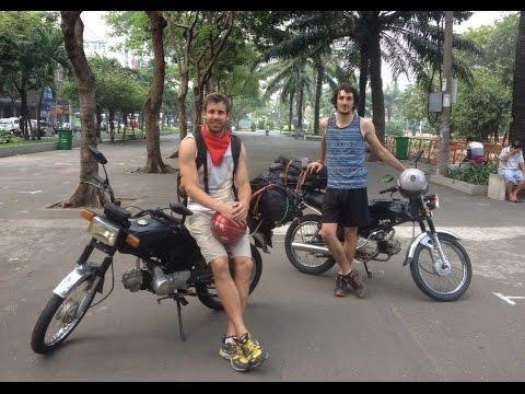 100% GoPro - Travelling SE Asia - Thailand, Cambodia, Vietnam