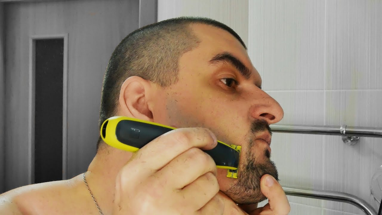 The killer razors and trimmers - Philips One Blade shaver 3 in 1! Hard test! 0803b09c24400