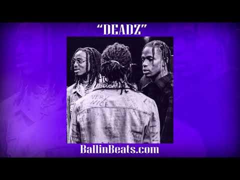 """DEADZ"" Migos type beat | instru trap instru instrumental rap hip hop instrumentals FREE DOWNLOAD"