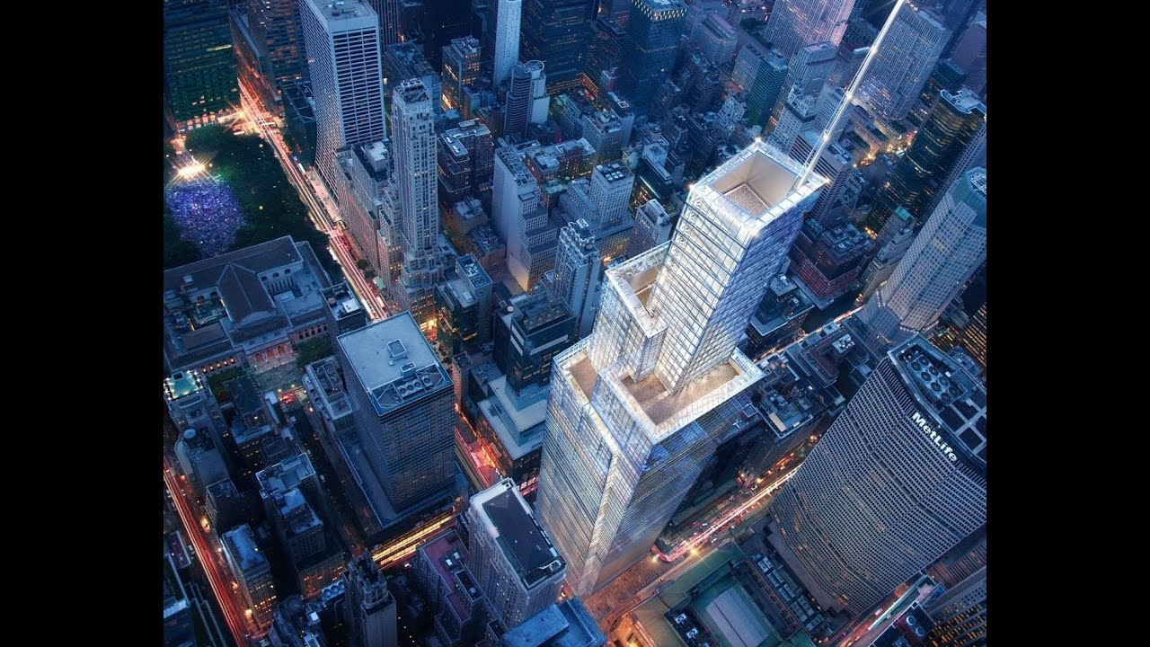 New York City Tallest Building Projects And Proposals 2016 18 Youtube