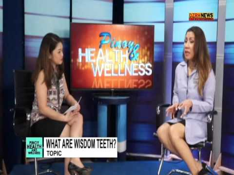 PINOY HEALTH AND WELLNESS:  WHAT ARE WISDOM TEETH?