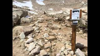 Mount Whitney Trail Hike June 2015