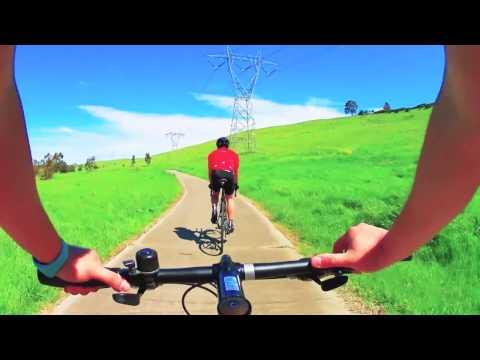 Bike trail: Moonee Ponds Trail - Broadmeadows to Camberwell 1/2