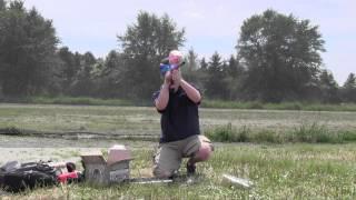 MacDev Shift2 Barrel Sound Comparison Test