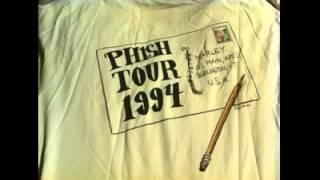 Phish 05.04.1994 New Orleans, LA Complete Show AUD