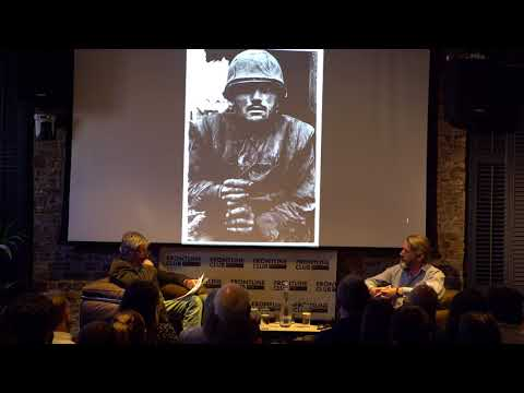 """In Search of the """"Shell Shocked Marine"""": Anthony Loyd talks with Jon Swain"""