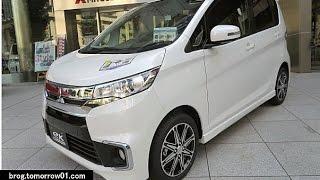 Mitsubishi eK custom T Safety Package