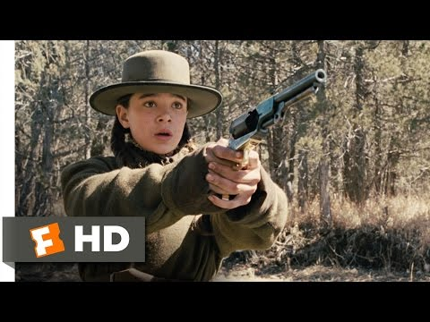 True Grit (7/9) Movie CLIP - Facing Tom Chaney (2010) HD