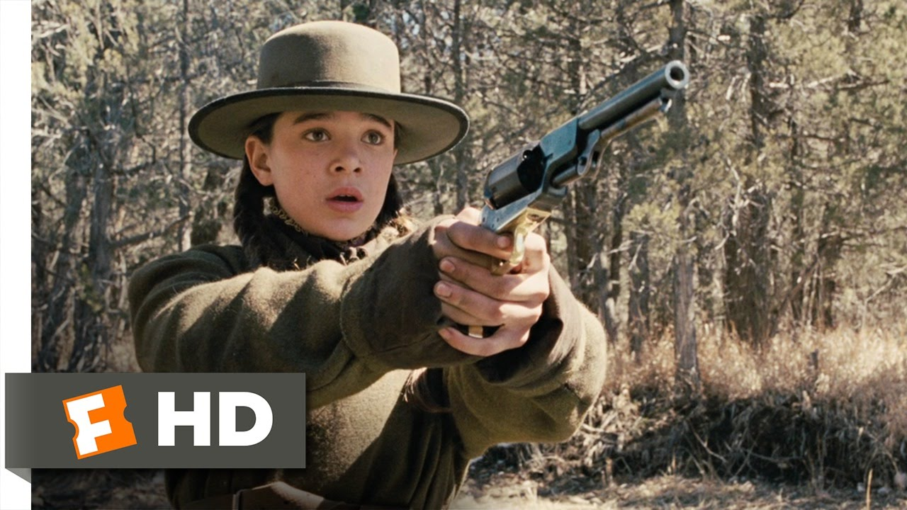 True Grit 7 9 Movie Clip Facing Tom Chaney 2010 Hd Youtube