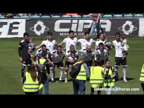 Resumen CF Salmantino UDS - SD Compostela | Playoff de ascenso a Segunda B