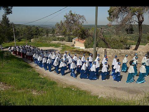 (በፍቅረ ማርያም ዝተወከለ) Eritrean Orthodox Tewahdo Church (ወረብ) 2021